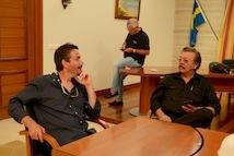 Bureau de vote n°1, Gustavia, samedi 10 juin 2017