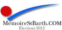 MemoireStBarth.COM - Elections 2012