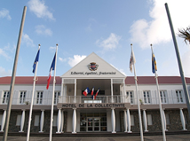 Hôtel de la Collectivité - Gustavia - Saint-Barthélemy (photo Jean Sahai)