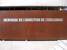 «Mémorial de l'abolition de l'esclavage»
