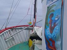 Opération « Un bateau pour Haïti » : le Breizh Da Viken en route pour Ansdeno