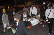 Vaval ka kité nou - Gustavia - mercredi 22 février 2012 des cendres